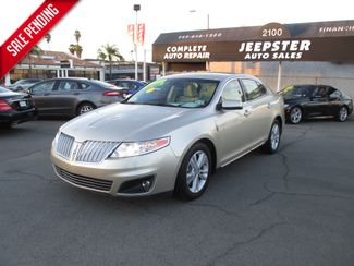 2011 Lincoln MKS Sedan in Costa Mesa, California 92627