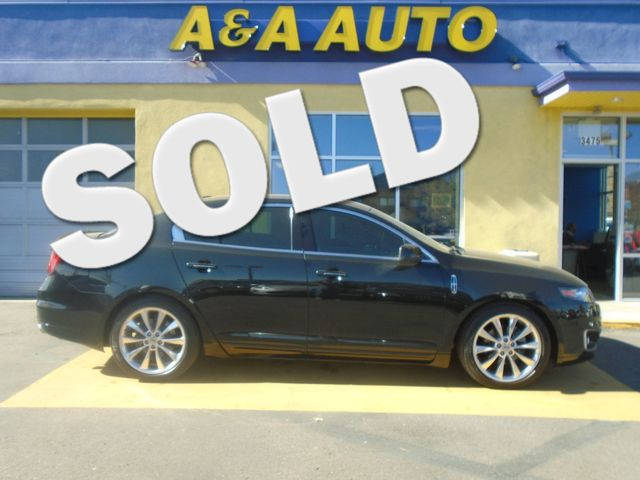 2011 Lincoln MKS w/EcoBoost in Englewood CO, 80110