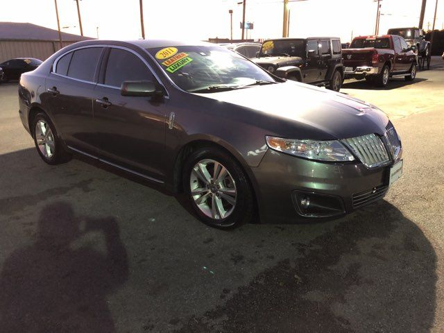 2011 Lincoln MKS in Marble Falls, TX 78611