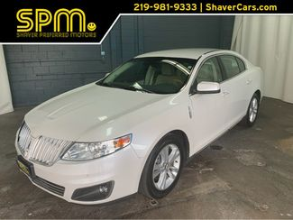 2011 Lincoln MKS 4d Sedan FWD in Merrillville, IN 46410