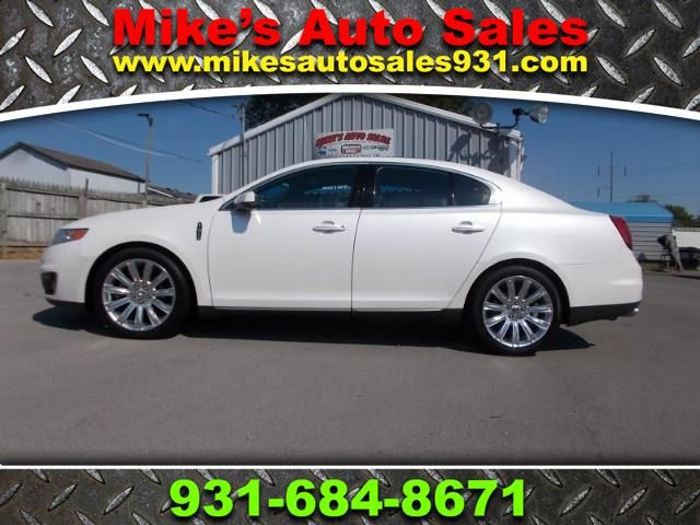 2011 Lincoln MKS Shelbyville, TN