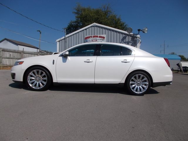 2011 Lincoln MKS Shelbyville, TN 1