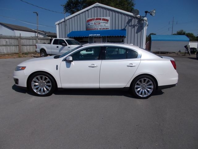2011 Lincoln MKS Shelbyville, TN 2
