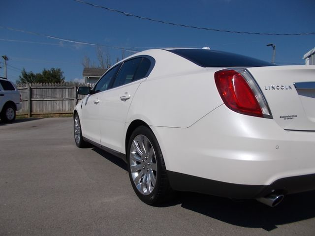 2011 Lincoln MKS Shelbyville, TN 3
