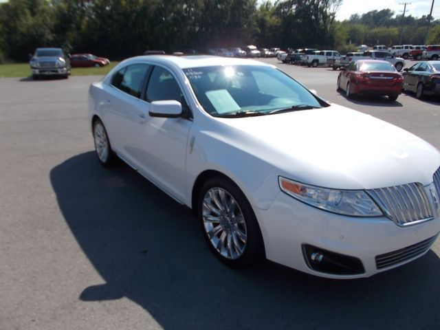 2011 Lincoln MKS Shelbyville, TN 9