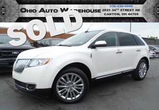 2011 Lincoln MKX AWD Navi Pano 1-Owner Clean Carfax We Finance   Canton, Ohio   Ohio Auto Warehouse LLC in  Ohio