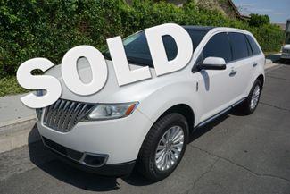 2011 Lincoln MKX in Cathedral City, California