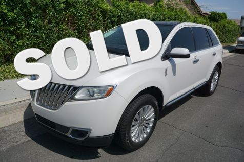 2011 Lincoln MKX  in Cathedral City