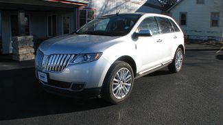 2011 Lincoln MKX 4d SUV AWD Premium in Coal Valley, IL 61240