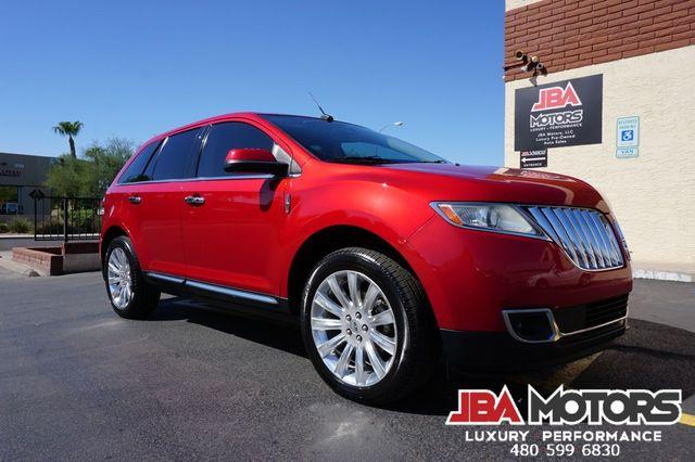 2011 Lincoln MKX SUV Premium Pkg Navigation Rear Cam THX Sound in Mesa, AZ 85202