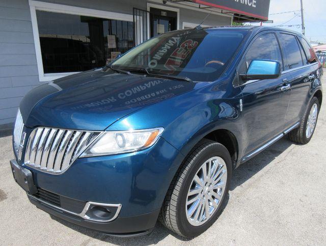 2011 Lincoln MKX south houston, TX 1