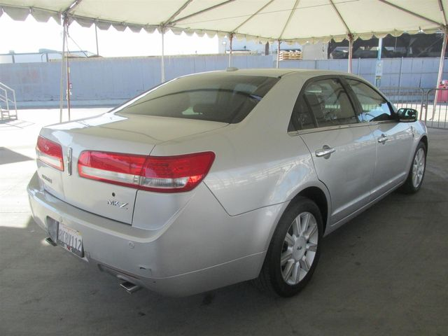 2011 Lincoln MKZ Gardena, California 2