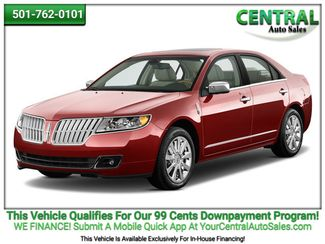 2011 Lincoln MKZ  | Hot Springs, AR | Central Auto Sales in Hot Springs AR