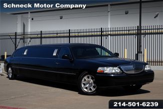 2011 Lincoln Town Car Executive L w/Livery Pkg in Plano, TX 75093