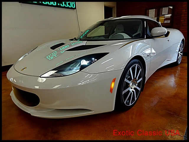 2011 Lotus Evora  1 OF 8 Owned By Naomi Campbell La Jolla, California 1