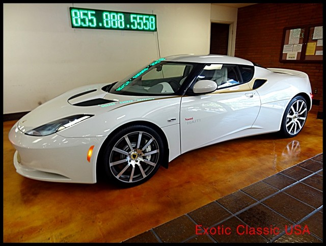 2011 Lotus Evora  1 OF 8 Owned By Naomi Campbell La Jolla, California 0
