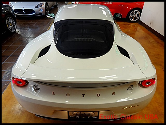 2011 Lotus Evora  1 OF 8 Owned By Naomi Campbell La Jolla, California 11