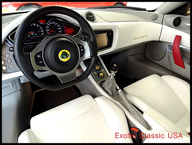 2011 Lotus Evora  1 OF 8 Owned By Naomi Campbell La Jolla, California 17