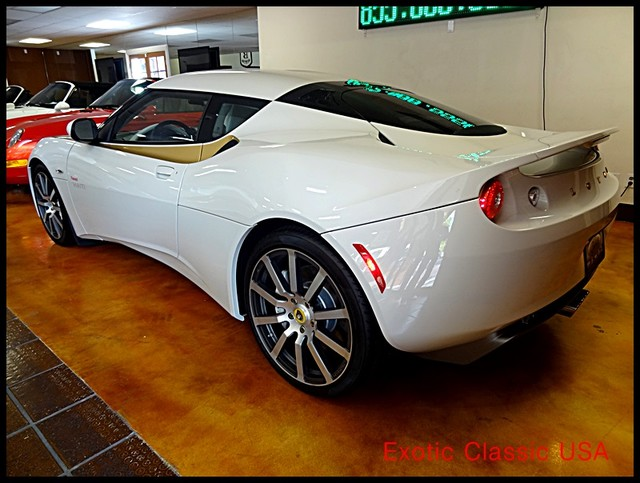 2011 Lotus Evora  1 OF 8 Owned By Naomi Campbell La Jolla, California 2
