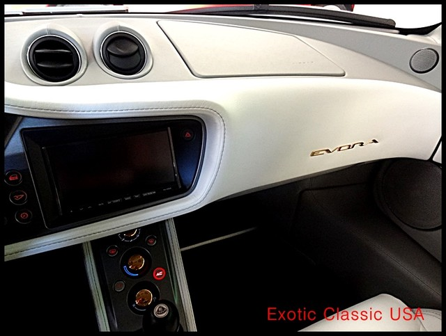 2011 Lotus Evora  1 OF 8 Owned By Naomi Campbell La Jolla, California 26