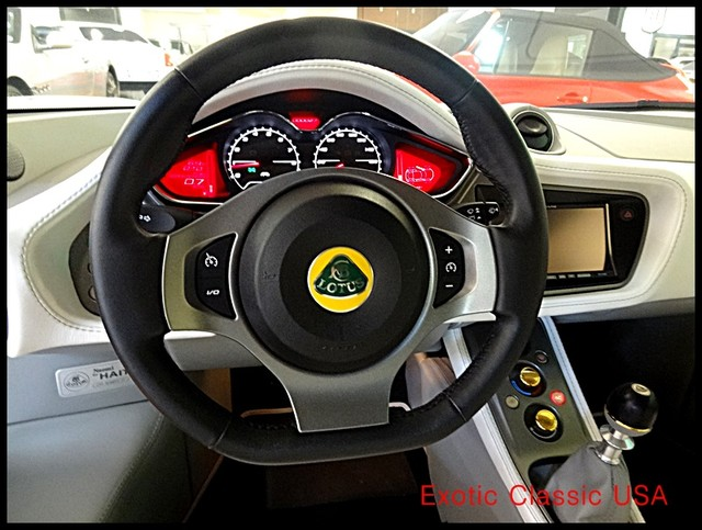 2011 Lotus Evora  1 OF 8 Owned By Naomi Campbell La Jolla, California 30