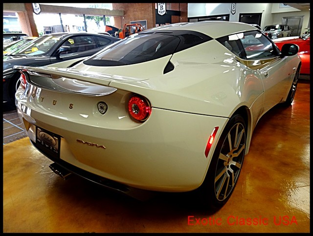 2011 Lotus Evora  1 OF 8 Owned By Naomi Campbell La Jolla, California 4