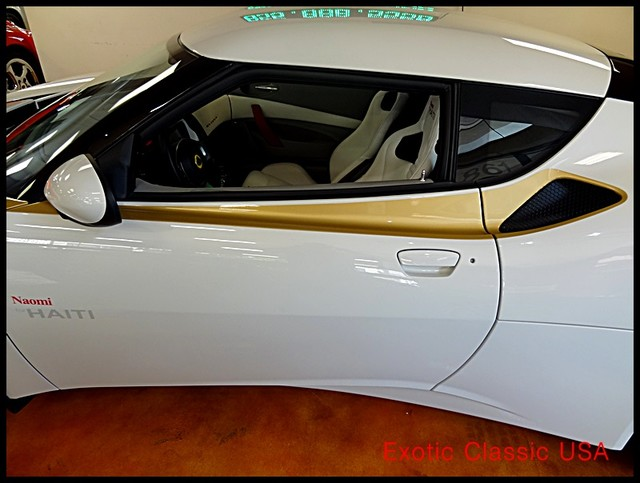 2011 Lotus Evora  1 OF 8 Owned By Naomi Campbell La Jolla, California 48