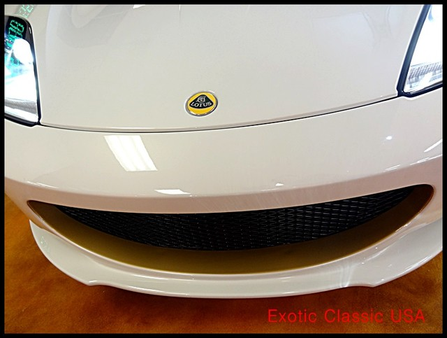 2011 Lotus Evora  1 OF 8 Owned By Naomi Campbell La Jolla, California 53
