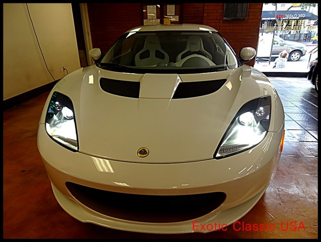 2011 Lotus Evora  1 OF 8 Owned By Naomi Campbell La Jolla, California 6