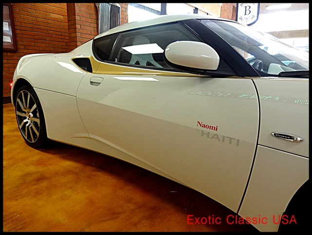 2011 Lotus Evora  1 OF 8 Owned By Naomi Campbell La Jolla, California 7
