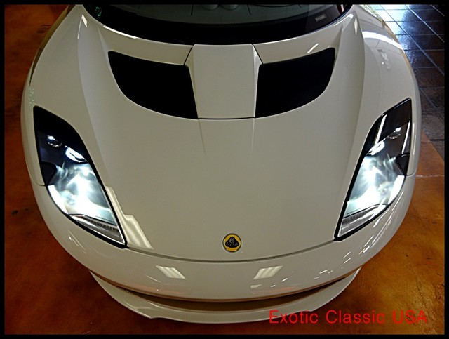 2011 Lotus Evora  1 OF 8 Owned By Naomi Campbell La Jolla, California 9