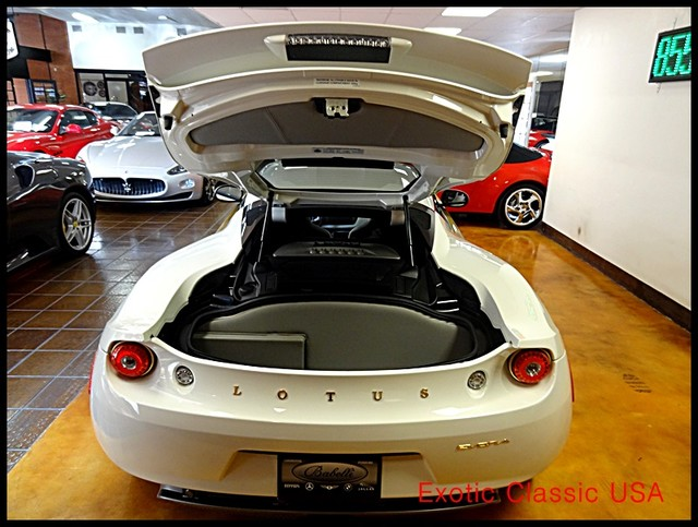 2011 Lotus Evora  1 OF 8 Owned By Naomi Campbell La Jolla, California 63