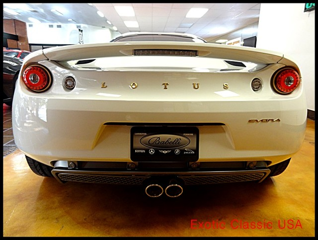 2011 Lotus Evora  1 OF 8 Owned By Naomi Campbell La Jolla, California 64