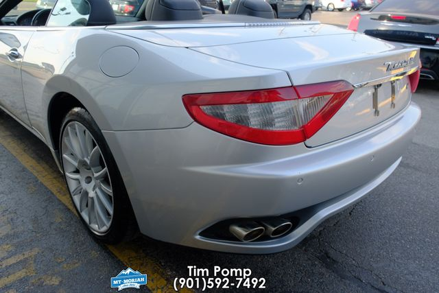 2011 Maserati GranTurismo Convertible in Memphis, Tennessee 38115