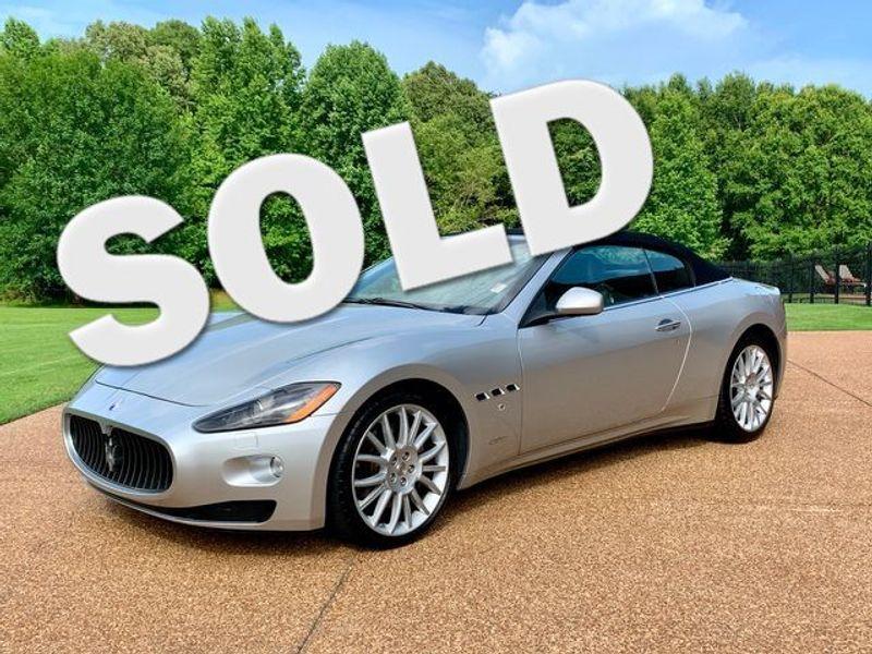 2011 Maserati GranTurismo Convertible  | Memphis, Tennessee | Tim Pomp - The Auto Broker in Memphis Tennessee