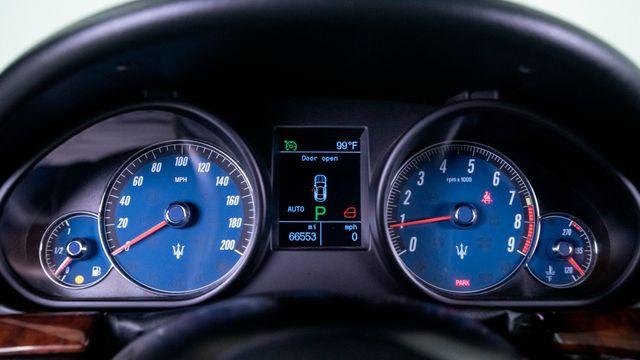 2011 Maserati GranTurismo S in Dallas, TX 75229