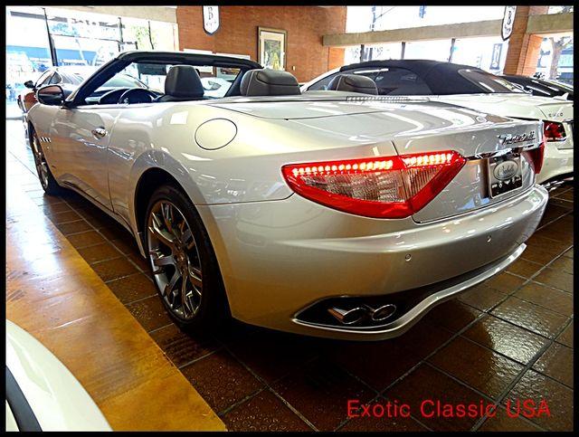 2011 Maserati GranTurismo S Convertible La Jolla, California 1