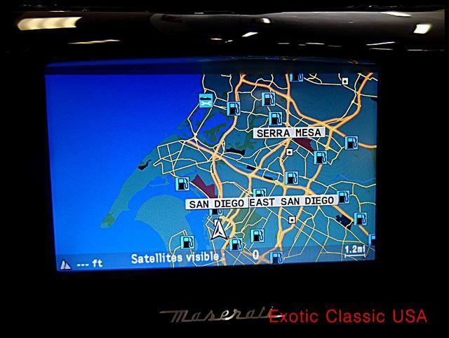 2011 Maserati GranTurismo S Convertible La Jolla, California 25