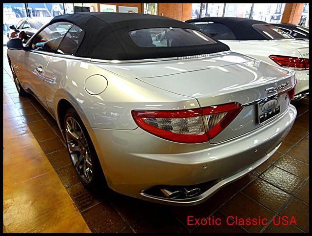 2011 Maserati GranTurismo S Convertible La Jolla, California 31