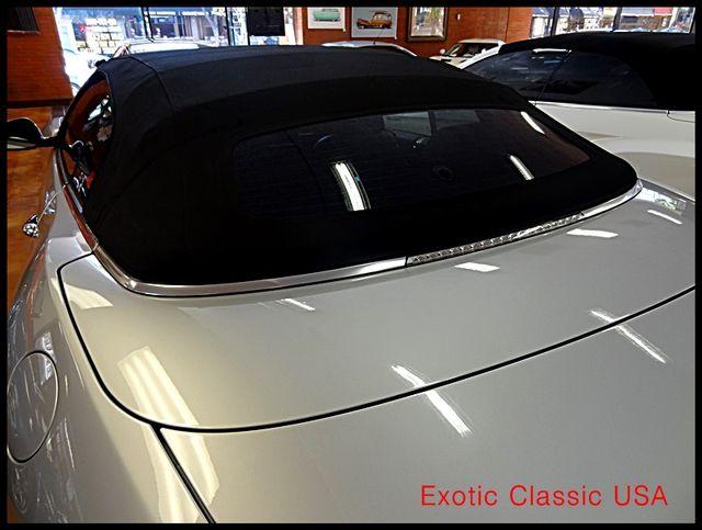 2011 Maserati GranTurismo S Convertible La Jolla, California 32