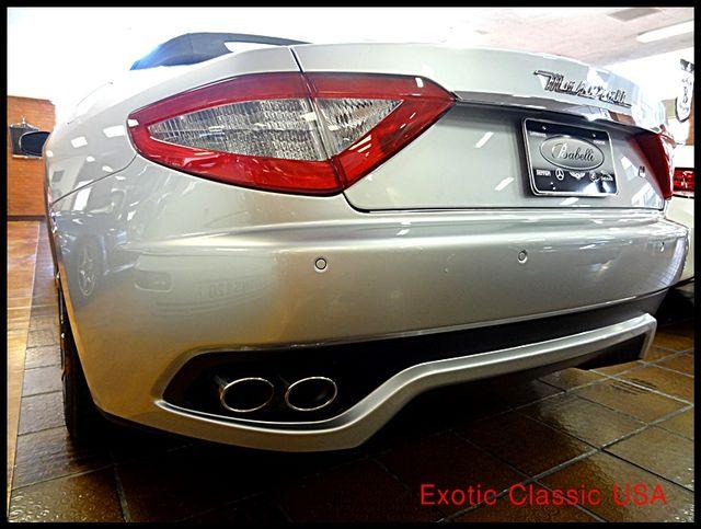 2011 Maserati GranTurismo S Convertible La Jolla, California 35