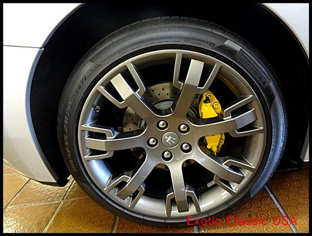 2011 Maserati GranTurismo S Convertible La Jolla, California 42