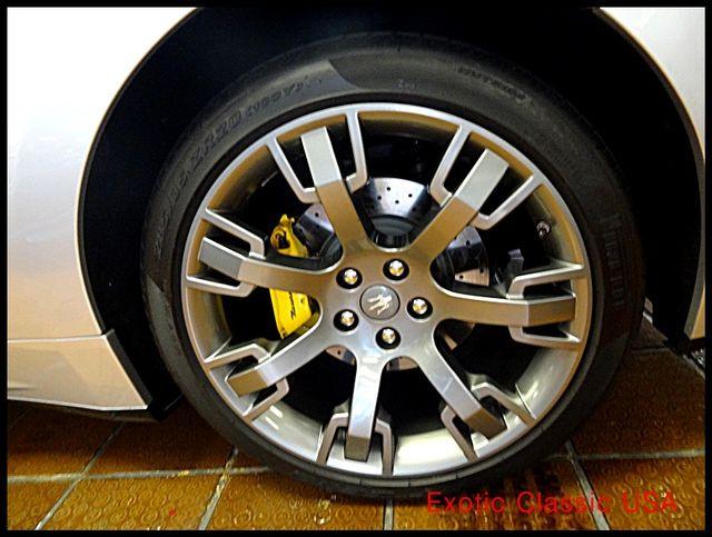 2011 Maserati GranTurismo S Convertible La Jolla, California 43