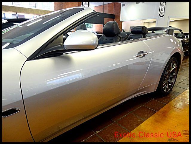 2011 Maserati GranTurismo S Convertible La Jolla, California 10