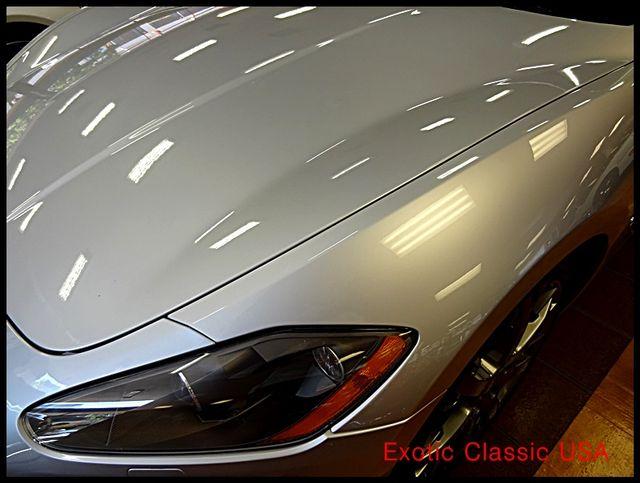 2011 Maserati GranTurismo S Convertible La Jolla, California 60