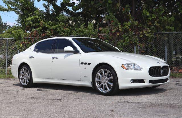 2011 Maserati Quattroporte in Hollywood, Florida 33021