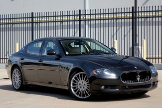 2011 Maserati Quattroporte S* One Owner* $140K MSRP* 425 HP* 4.7L V8* Bose*** | Plano, TX | Carrick's Autos in Plano TX