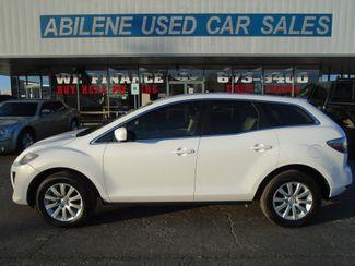 2011 Mazda CX-7 i SV  Abilene TX  Abilene Used Car Sales  in Abilene, TX
