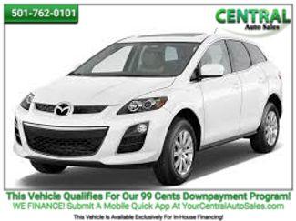 2011 Mazda CX-7 i SV | Hot Springs, AR | Central Auto Sales in Hot Springs AR