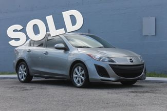 2011 Mazda Mazda3 i Touring Hollywood, Florida